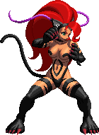 KOF XIII Felicia Palette 6 by CaliburWarrior
