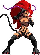 KOF XIII Felicia Palette 6 by CaliburWarrior