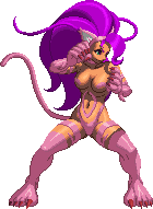 KOF XIII Felicia Palette 9 by CaliburWarrior