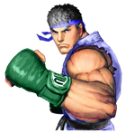 Street Fighter 4 Spectre (Ryu edit) Portrait