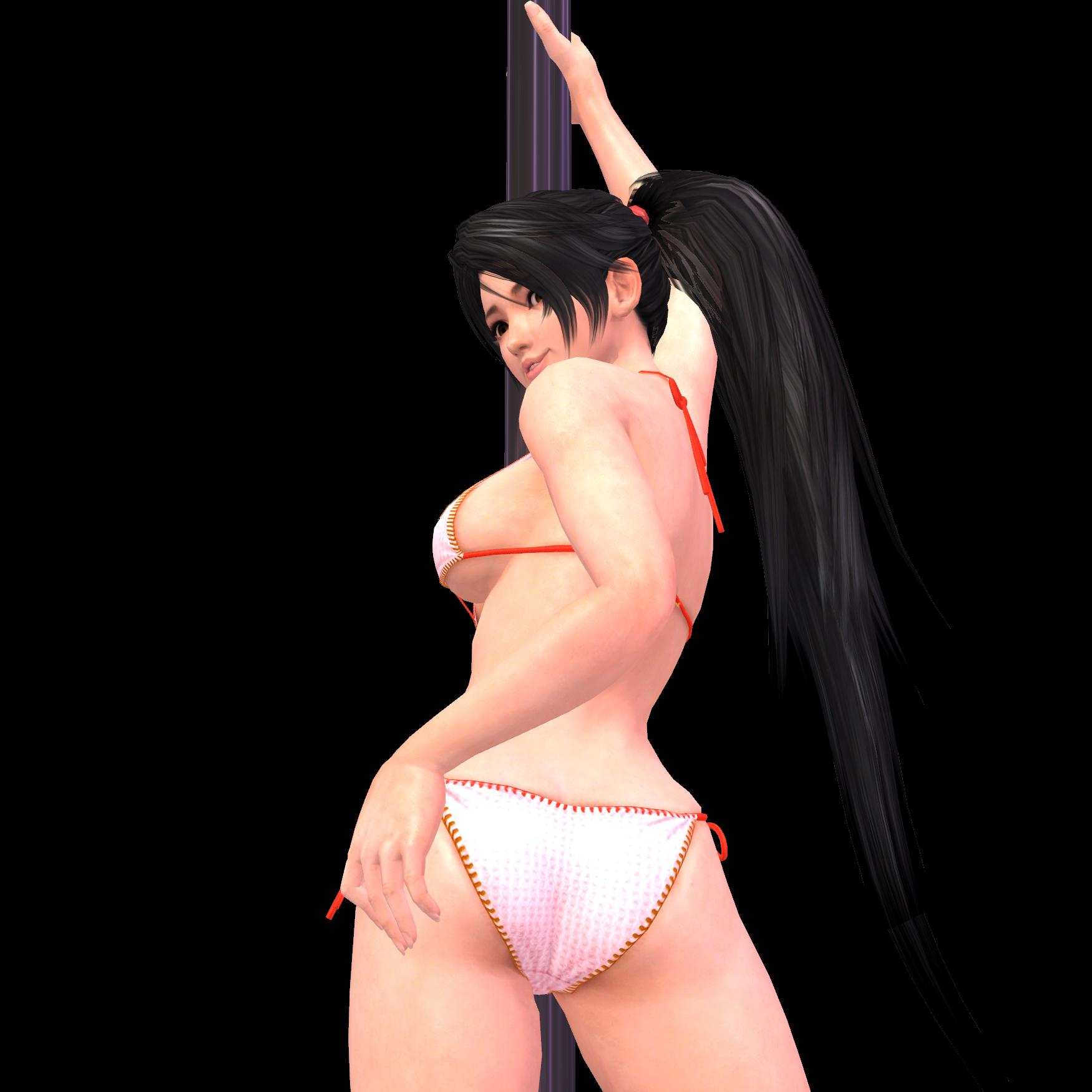 Kokoro 3d dancing doa bouncing boobs 5