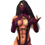 Mortal Kombat - Be Mine - Mileena