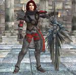 Soul Calibur - Hildegard Von Krone  Soul Calibur