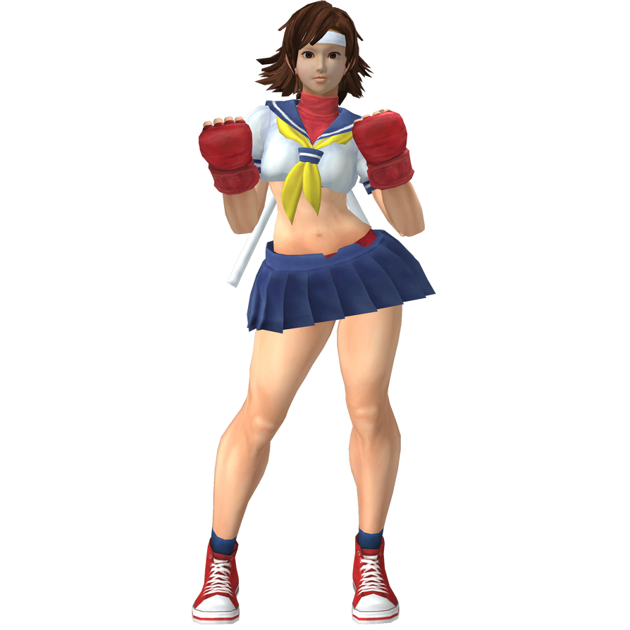 Street fighter 4 sakura