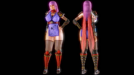 Costumes designs for Ayane, 3D Models, Mods on Ayane-Fan