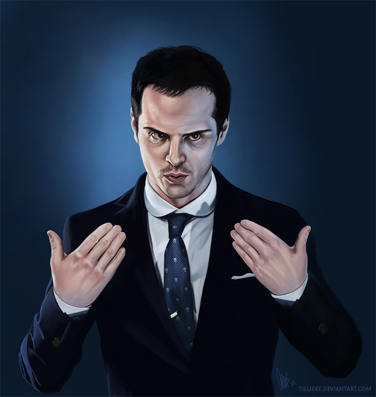 Westwood - Sherlock by tillieke