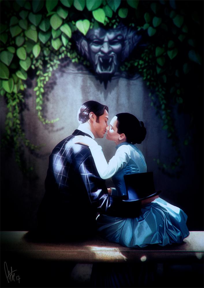 Love never dies by tillieke