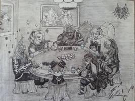 A Villain's Reprieve by jeffyarts