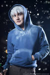 Jack Frost Cosplay ~ Ever hear of a snow day?