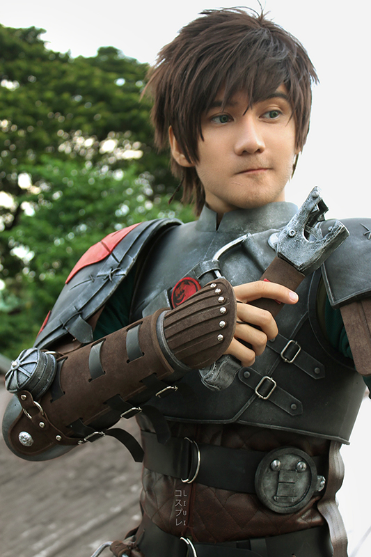 Hiccup Cosplay How to train your dragon 2 by liui-aquino ...