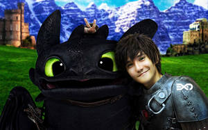 Hiccup Cosplay How to train your dragon 2