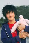 Hiro Hamada Cosplay Big Hero 6