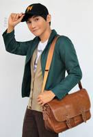 Tadashi Hamada Cosplay - Big Hero 6 by liui-aquino
