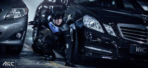 Nightwing Young Justice Cosplay by Liui