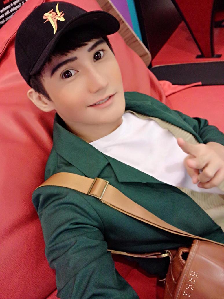 Tadashi Hamada Cosplay - Selfie by liui-aquino
