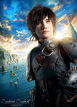 Hiccup How To Train Your Dragon 2