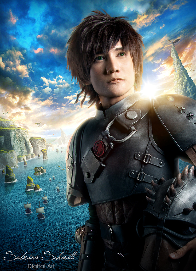Hiccup how to train your dragon 2 by liui aquino on deviantart hiccup how to train your dragon 2 by liui aquino ccuart Image collections