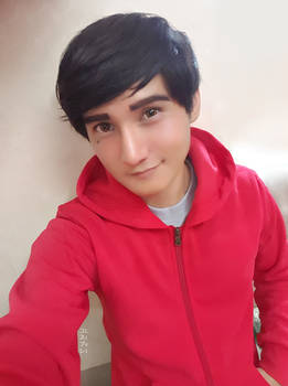 Marco Diaz Cosplay - Star vs. the forces of evil