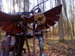 The Gunslinger Steampunk Wings