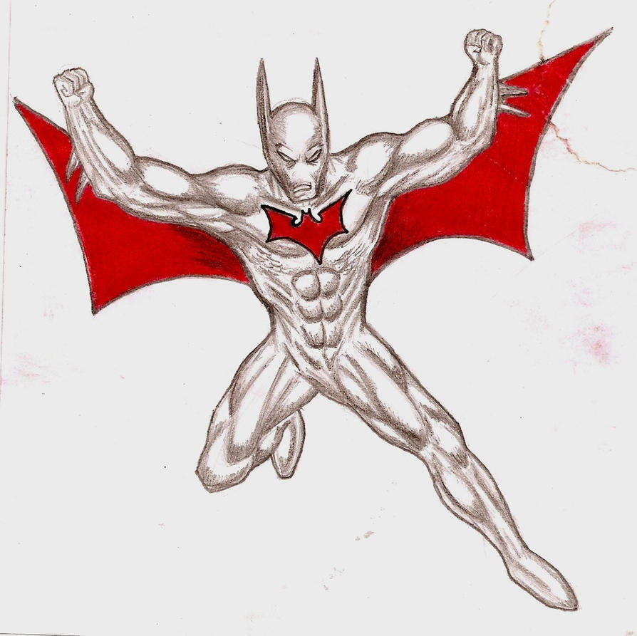 Outstanding Batman Beyond Coloring Pages Festooning Entry Level