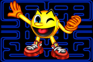 It's the Pac-Man by spdy4