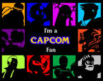Capcom -I'm a Fan- Wallpaper series