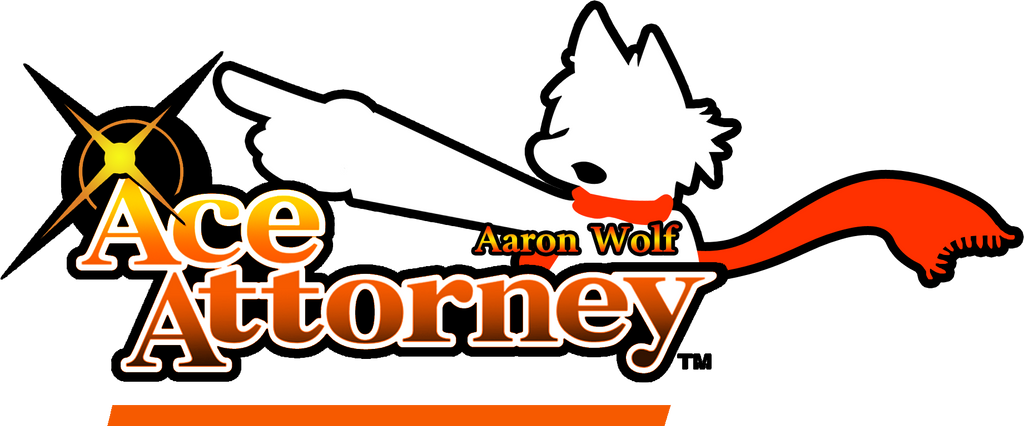 Ace Attorney -Aaron Wolf- by spdy4
