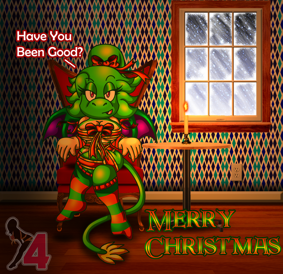 Gift Wrapped Arrow -Merry Christmas- by spdy4