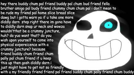 Hey There Buddy Chum Pal Friend Buddy Pal Chum Bud
