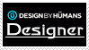 Design-by-Humans Designer Stamp by spdy4