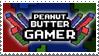 PeanutButterGamer Stamp