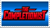 The Completionist Stamp by spdy4