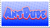 AntDude Stamp by spdy4