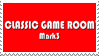 Classic Game Room Stamp by spdy4