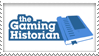 the Gaming Historian Stamp by spdy4