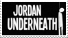 Jordan Underneath Stamp