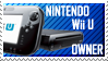Wii U Owner Stamp by spdy4