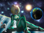 -Commission- Rosalina Spacesuit by spdy4