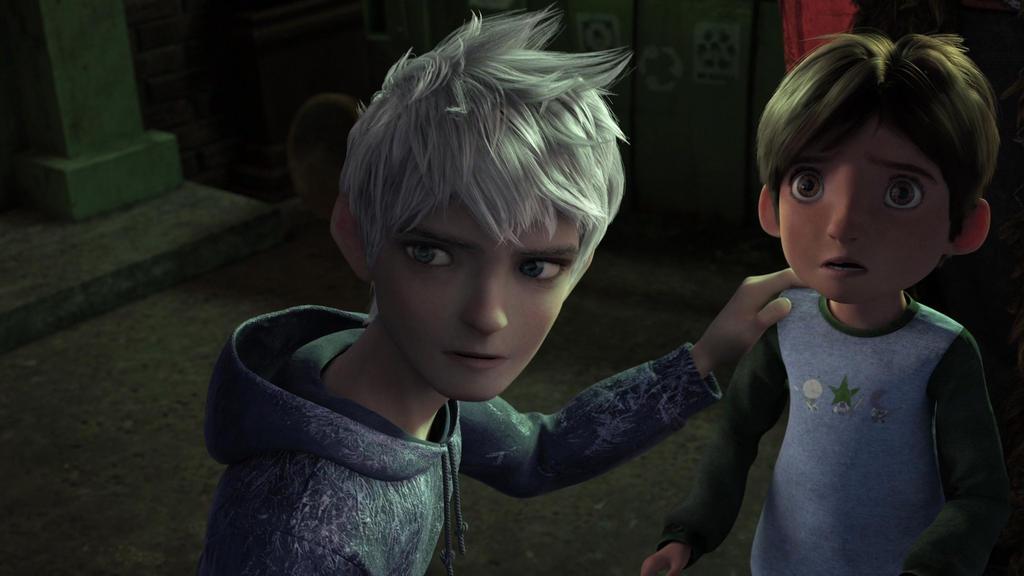 Jack Frost and Jamie by JackJamie on DeviantArt