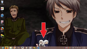 Become one with... Prussia!?