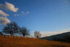Mountain sunset by Club-Romania