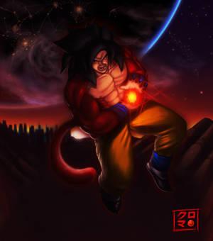 Super Saiyan IV