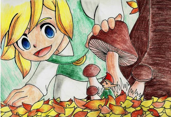 Mushroom season by Zeliga