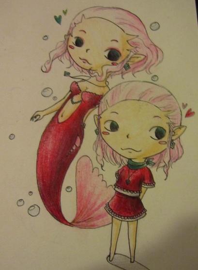 Little Siren 2 by Zeliga