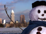 Snowman by ngambone