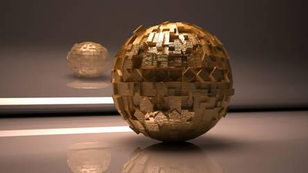 Absract Sphere