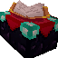 Minecraft Enchanting Table by Geoffery10