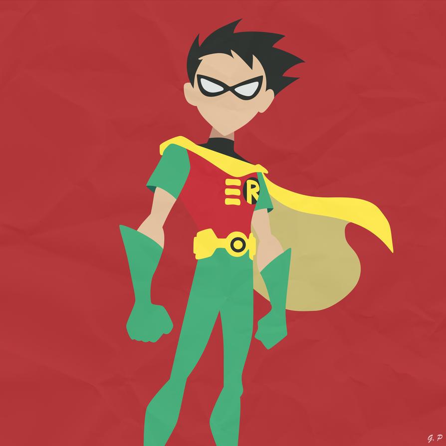Robin (Simplistic) by Geoffery10