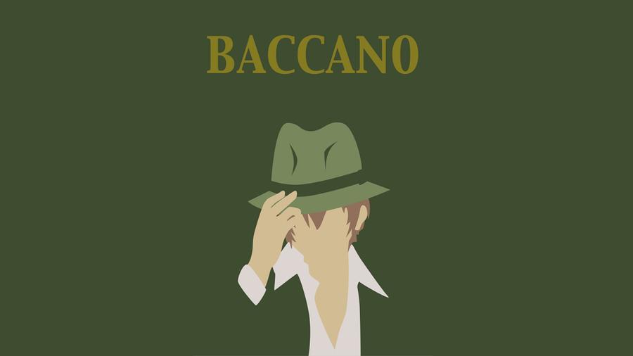 minimalist baccano wallpaper by porjin on deviantart