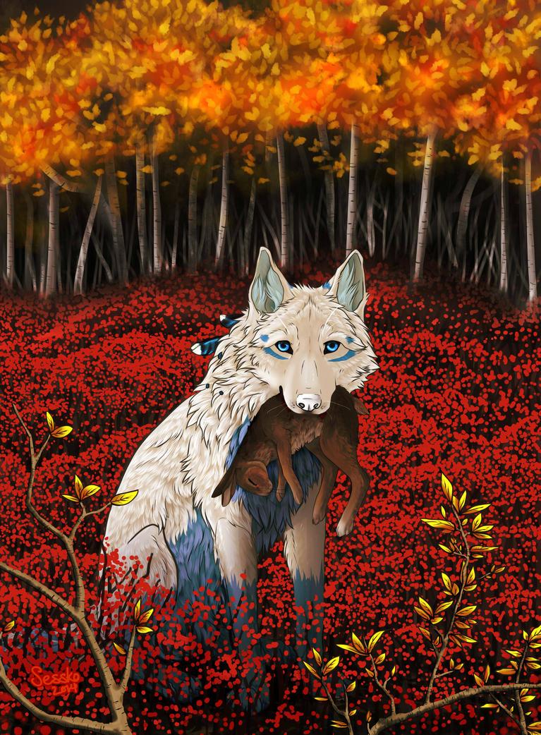 Autumn Harvest by Sessko